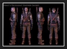 geralts armor