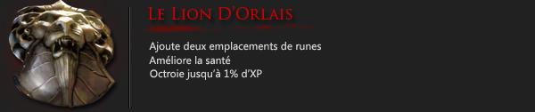 lion d orlais