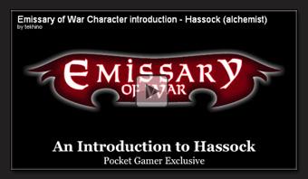 Emissary of War trailer