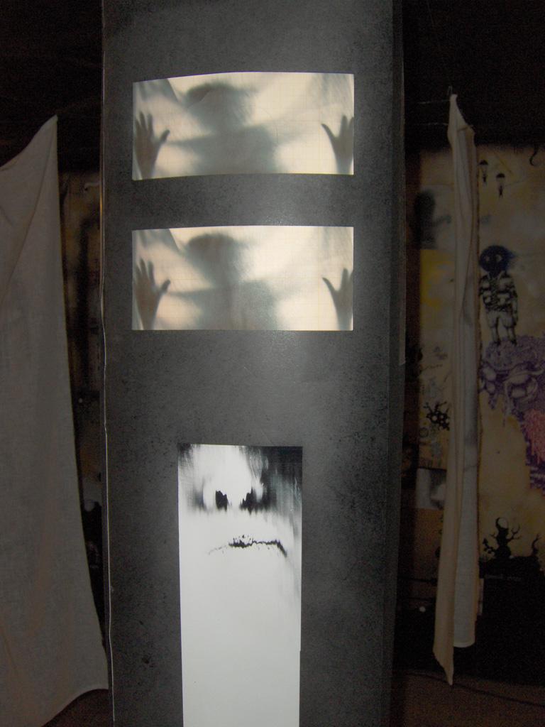 photo installation shadows 3/3# 2