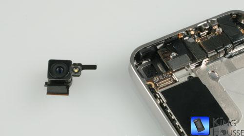 Deconnexion de la prise dock iPhone 4