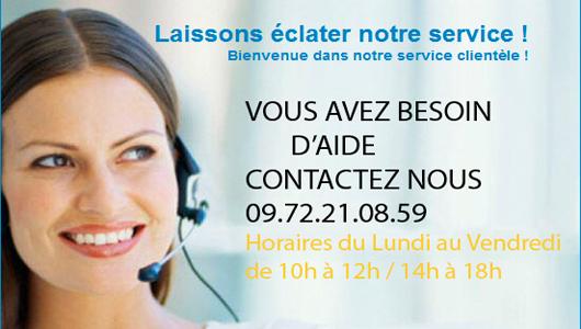 Service Clientele