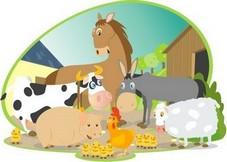 Des jeux sur les animaux de la Ferme