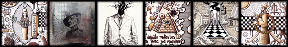 dessin peinture illustration collage photomontage