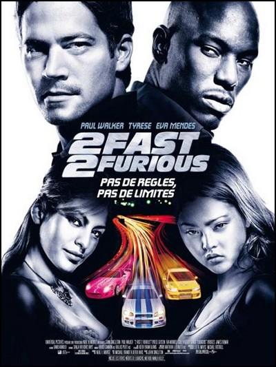 2 Fast 2 Furious dans Action 06_Affiche_2_fast_2_furious