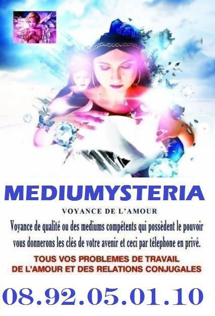 VOYANCE : Mediumysteria Voyance