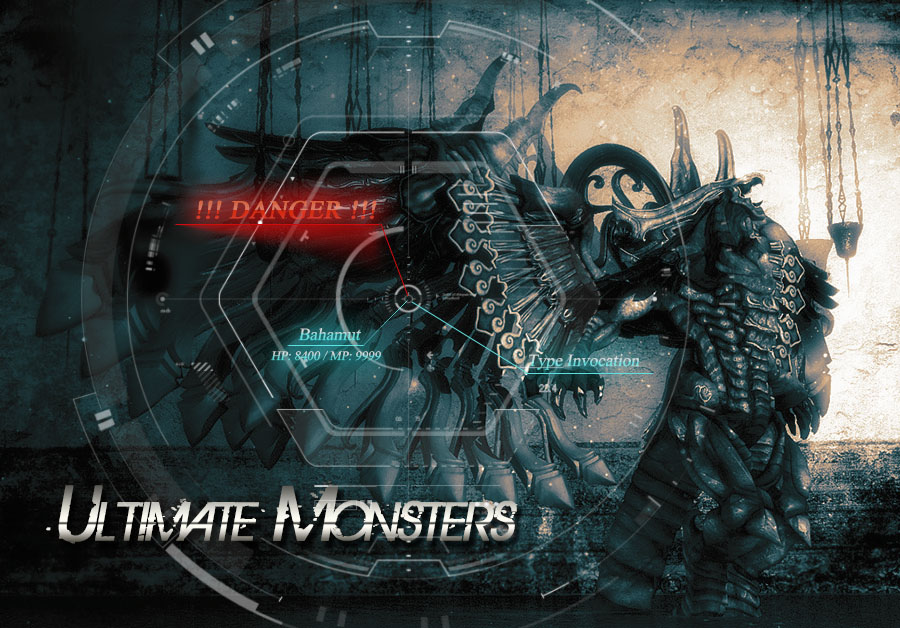 Ultimate Monsters