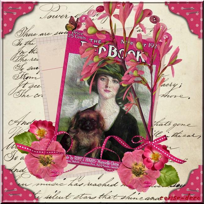 un super cadeau pour vous : un kit roses anciennes