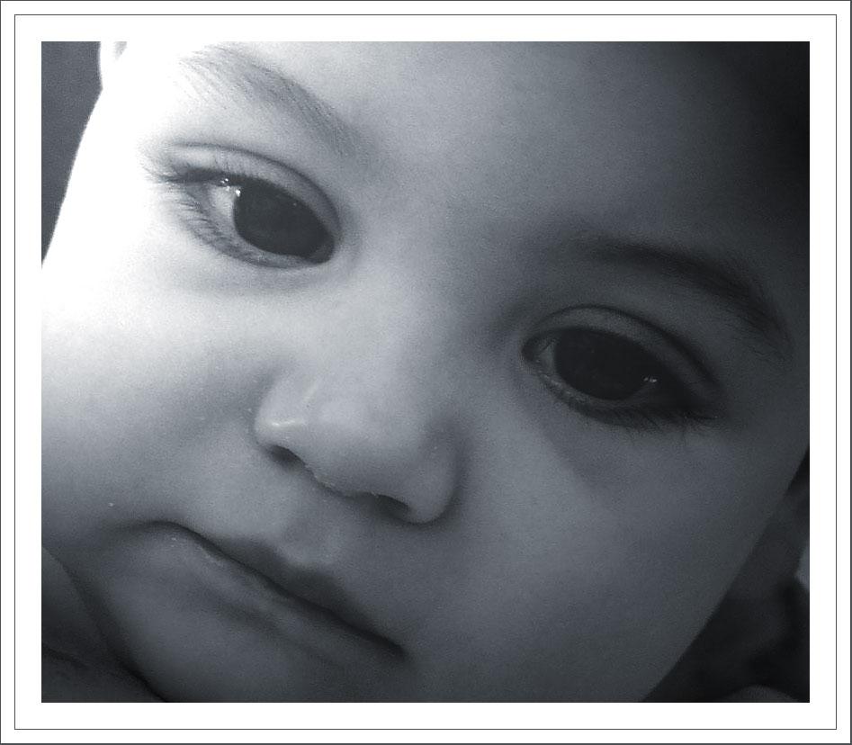 Bébé rêveur