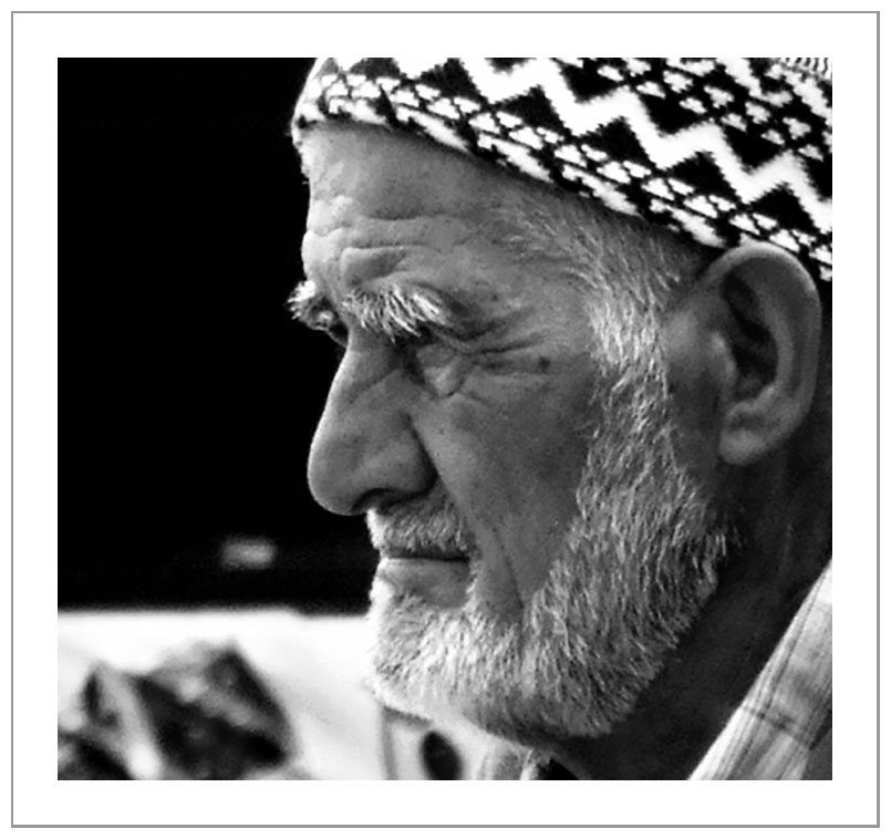 Grand-père attend ...