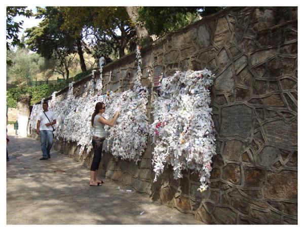 Mur aux Vœux