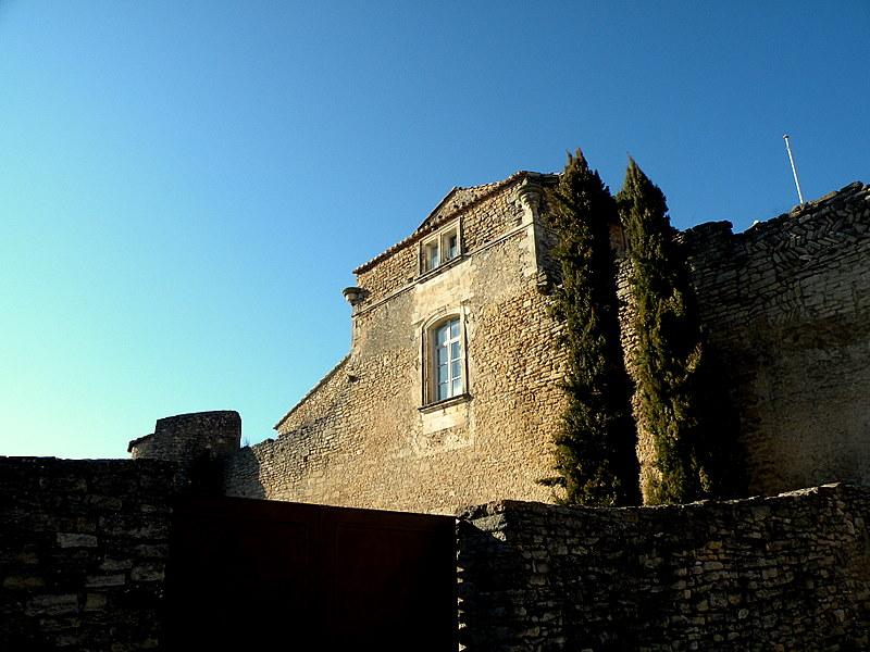 Cabrières d'Avignon-Luberon-Fev2009-Eustache Marron-Les Vaudois
