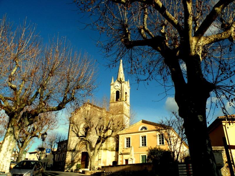 Villars-Luberon-2009-L'eglise