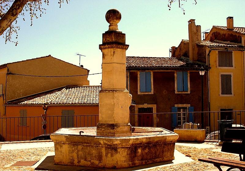 Les Fontaines de Villars-Luberon-Fev.2009