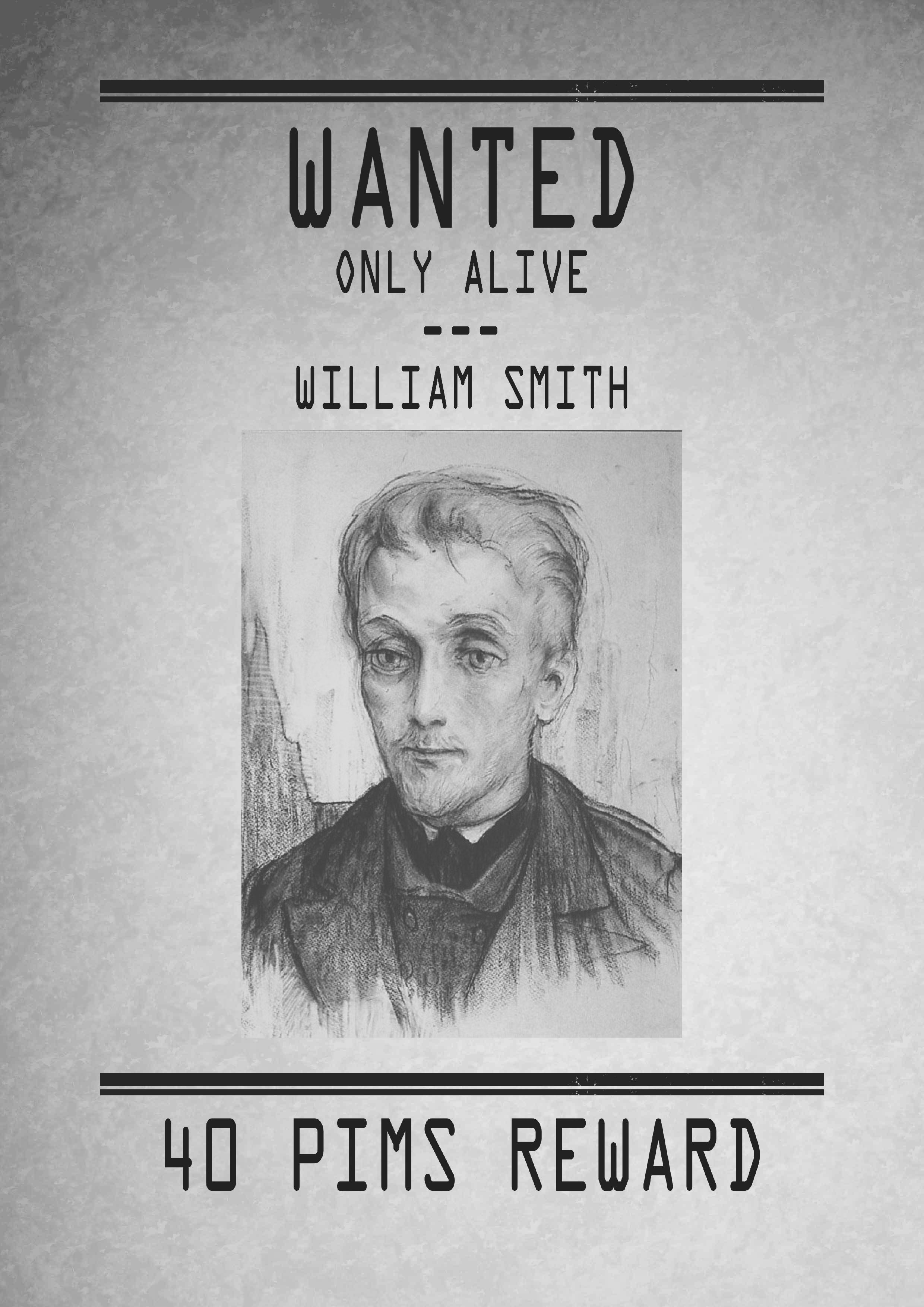 AVIS DE RECHERCHES - Dossiers des Sanctuaris Will_Smith_-_Wanted