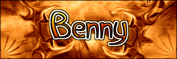 Benny's Gallery Signbenny