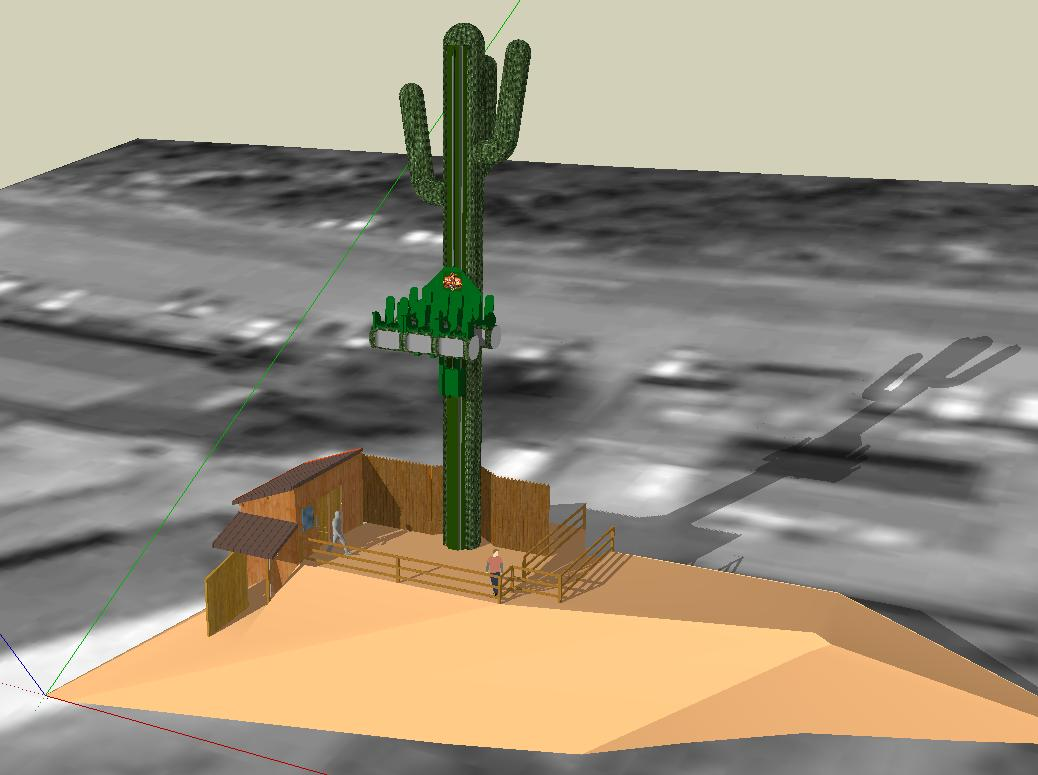 Fraispertuis city sur google earth Cactusavant