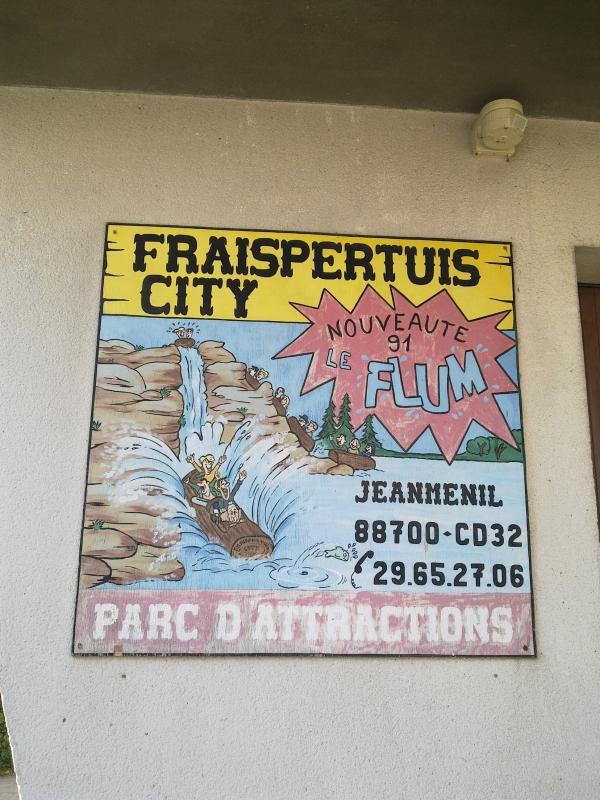 Vieille affiche de 1991 Fraisp_affiche_800x600