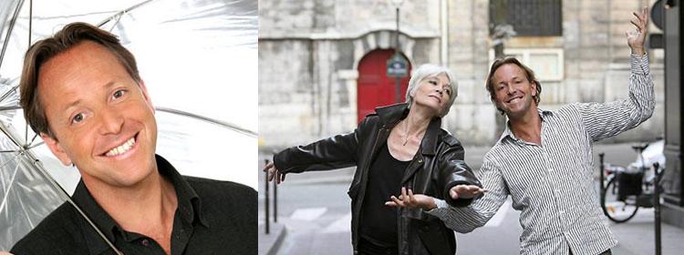 Françoise Hardy sur Europe 1 (1er extrait) Danielschick