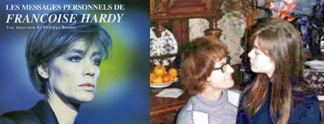 Françoise Hardy dans Psychanalyse Magazine (1er extrait) Fhetsamere