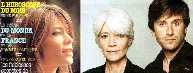 Françoise Hardy dans Psychanalyse Magazine (3ème extrait) Fhetsonfils