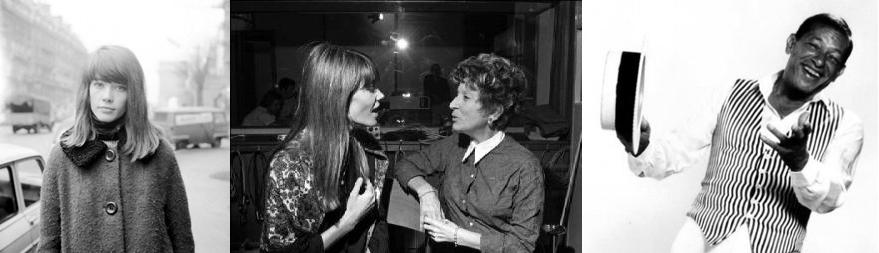 Françoise Hardy sur Nostalgie Belgique (5ème extrait) Hardysalvadormireille