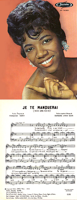 You're gonna need me - Je te manquerai (1962) Jetemanquerai