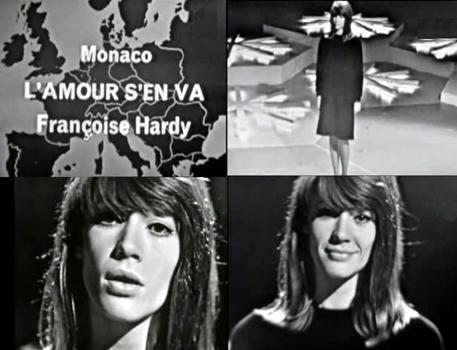 Françoise Hardy sur Radio Multikulti (dernier extrait) Lamoursenva