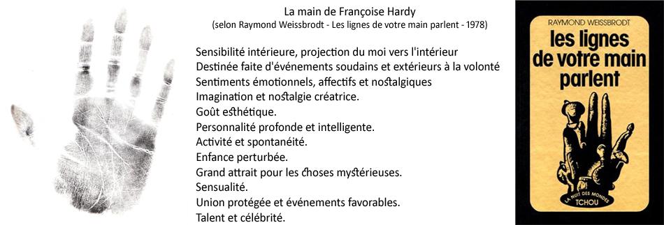 La main de Françoise Lessignesdelamain