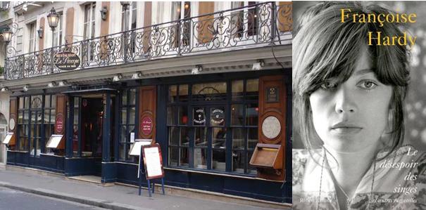 3 Mars 2009 : Déjeuner littéraire au Procope à Paris Procopedesespoir