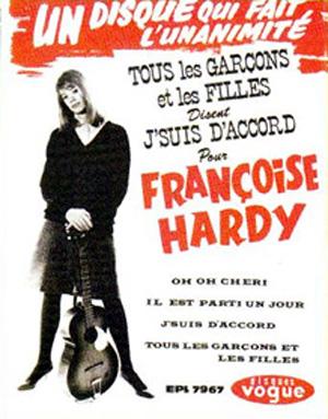 Platine 156 - Interview de Françoise Hardy (3ème extrait) Untitre