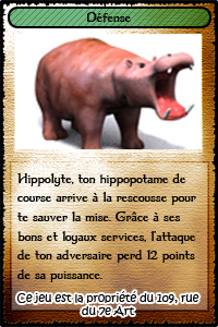 Eleazar makes it... - Page 3 CarteHippopotame