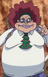[Silver Beards VS Mr.4 & Miss Merry Christmas] Merry