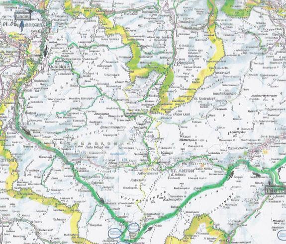 2 Juin 2009 : Lindau - Prutz (le Montafon - la Silvretta) Tyrol09-06-01