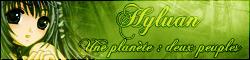 Hyluan, une planète : deux peuples Logo2