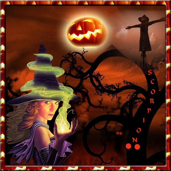 Challenge Halloween Halloween