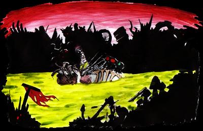 De derrière le reflet [Royaume Acide ~ quête solo ] Helene_-_acid_kingdom