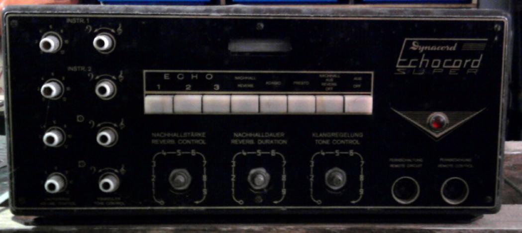 Dynacord Echocord Super S-62 (mt) Echo_dynacord