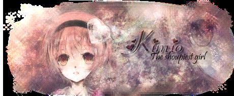 Pour kiki ? Pour kimi !! :D Signa