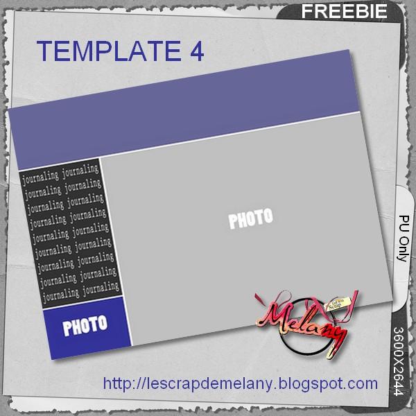 Freebies de Melany Template_4_-_Melany