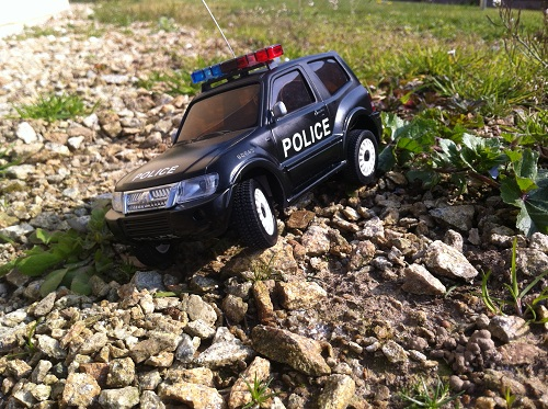 "Overland ""Police"" Police2"
