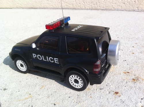 "Overland ""Police"" Police3"