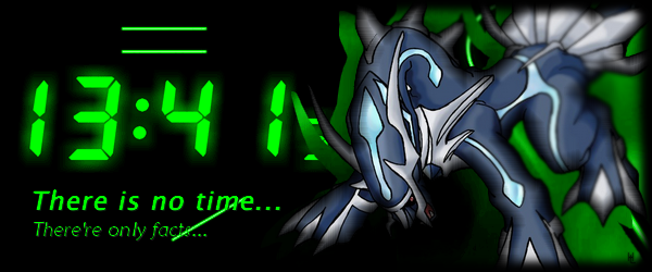 .: Hard Lugia Productions :. Time