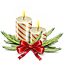 Decorate your forums for Christmas Candle12