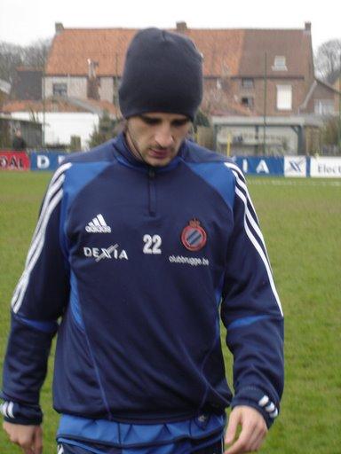 Javier Portillo @ Brugge (2 years ago) DSC01655