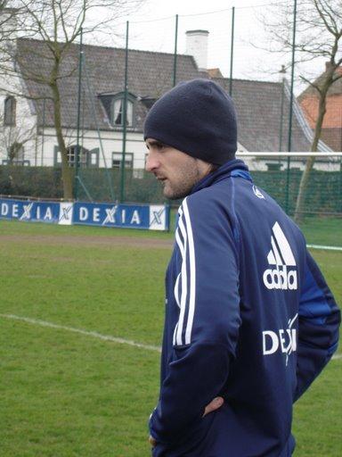 Javier Portillo @ Brugge (2 years ago) DSC01656