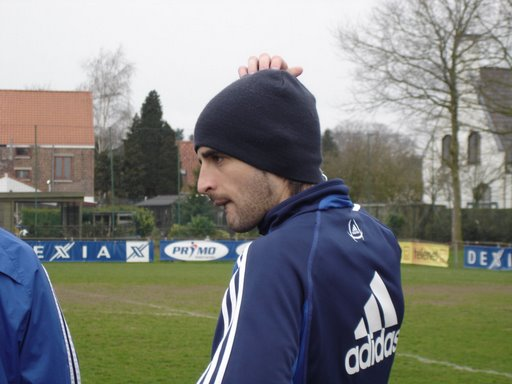 Javier Portillo @ Brugge (2 years ago) DSC01672