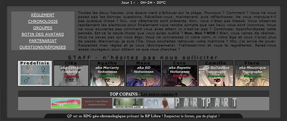 """Accueil - """"Résumé"""" du contexte & présentation de la team VisuelPAv2mini"""
