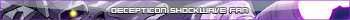 Votre SAINT GRAAL - Page 3 Userbar-shockwave