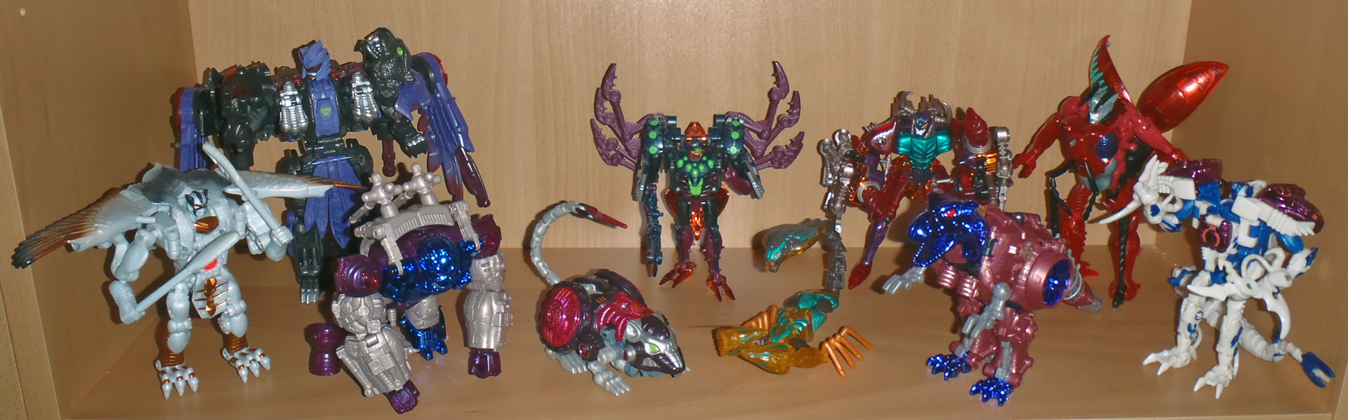 Cerberus Collection - Hell yeah! Collection-mars-2014-TF-Beasts-1